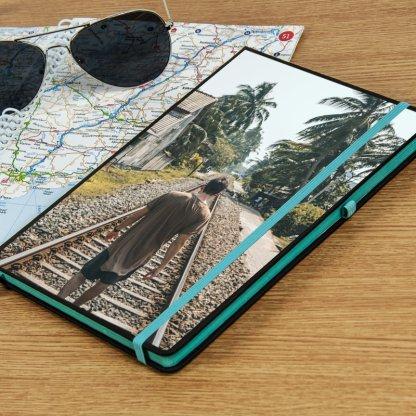 A5 Holly 'Edge' Notebook