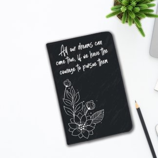 A6 Holly Notebook