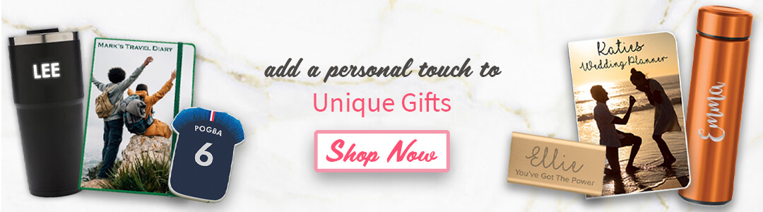 Add A Personal Touch Featured Product