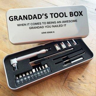 Metal Tool Kit