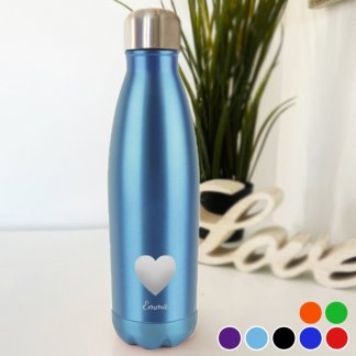 Personalised Icon Water Bottles